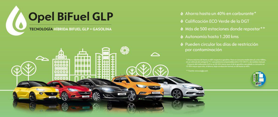 Tenemos un plan para ti: Opel de GLP cuenta con menos gastos, etiqueta ECO y más autonomía