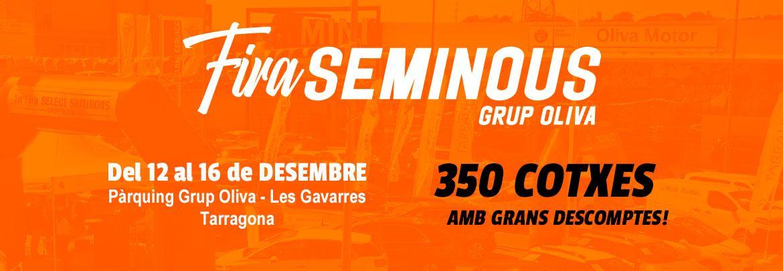 Fira Seminous Grup Oliva - Del 12 al 16 de desembre