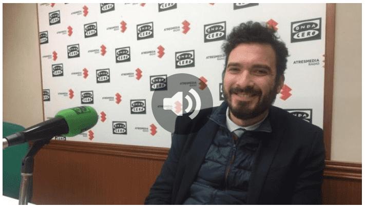 Entrevista en Onda Cero Ciudad Real a Manuel Muñoz, gerente de Ciudauto en Ciudad Real