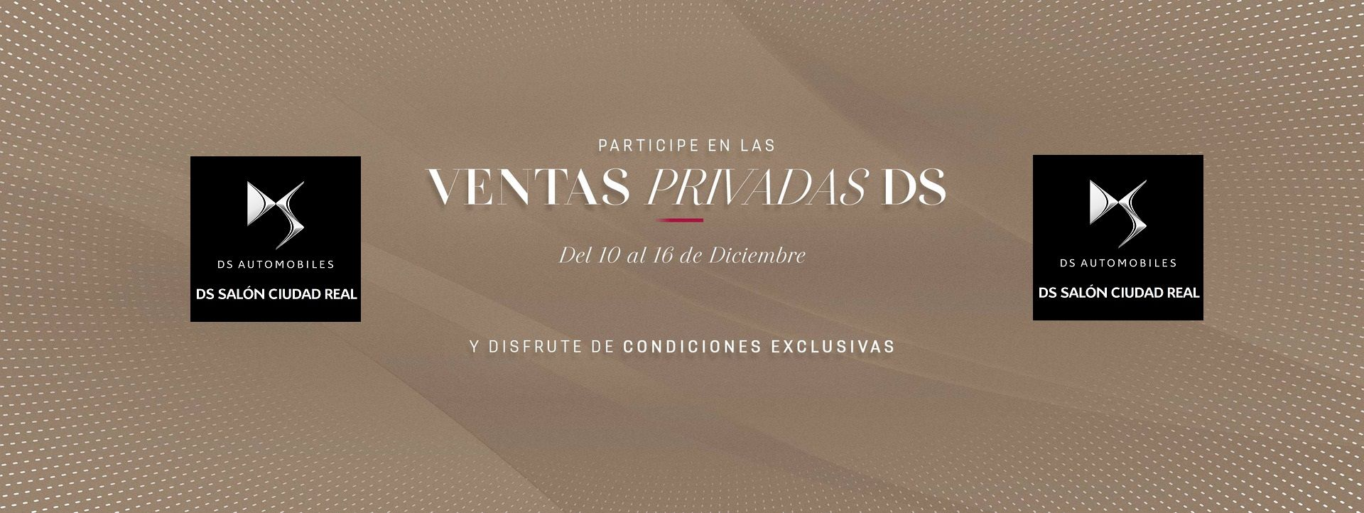 VENTAS PRIVADAS DS SALON CIUDAD REAL