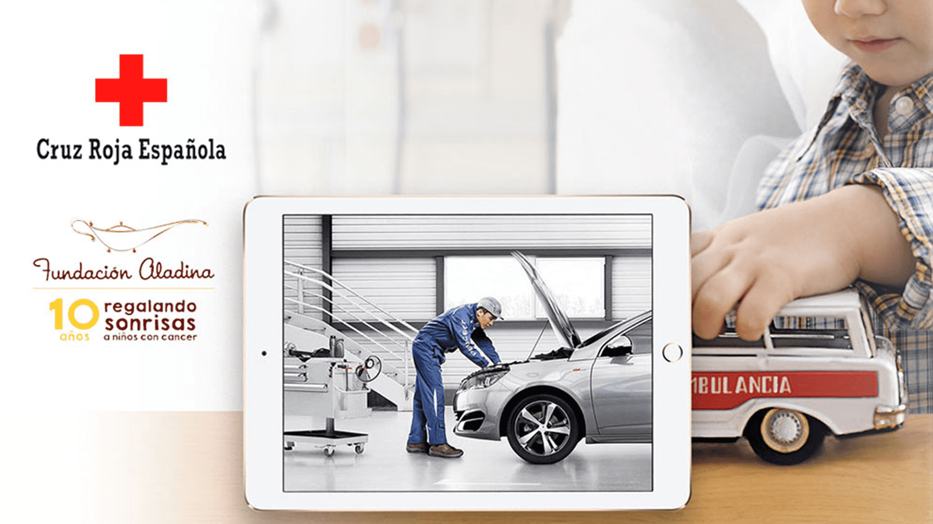 Eutrasa col·labora en la sisena edició de les revisions solidàries de Peugeot