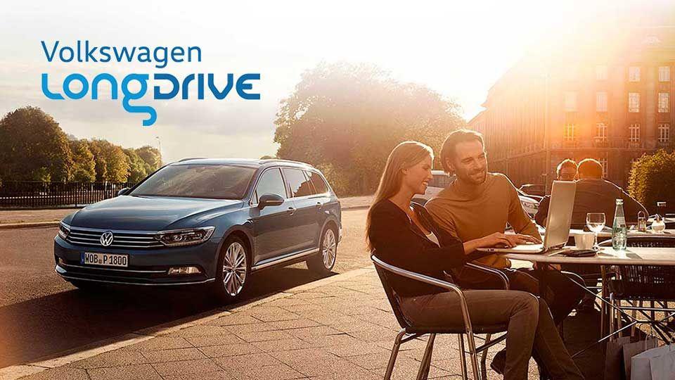 Volkswagen Long Drive: El plan de servicios que mejor se adapta a ti