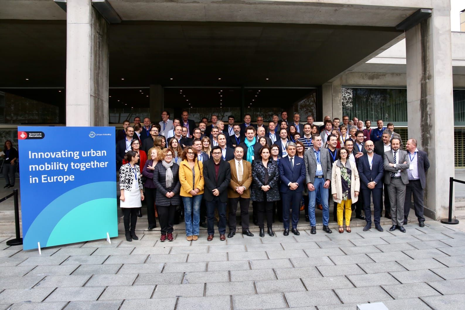 SEAT se une a Barcelona para liderar la movilidad urbana europea