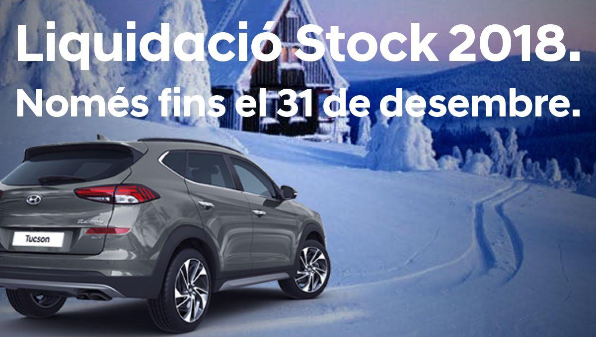 Liquidación Stock 2018