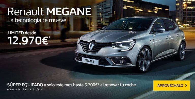 Renault MEGANE hasta 31/01