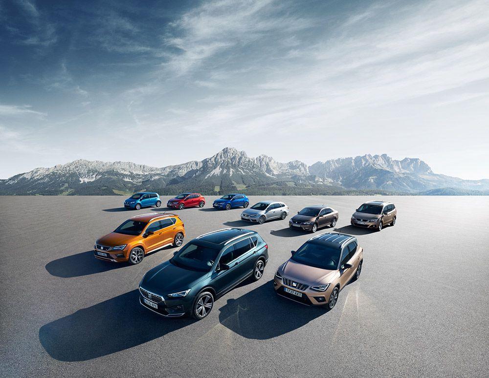 SEAT cierra 2018 como líder en ventas