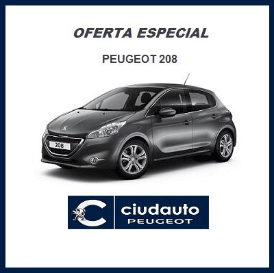 Peugeot 208 5P Signature PureTech 82 S&S MAN 5 Vel. €6.2 (Solo stock) Gris Artense