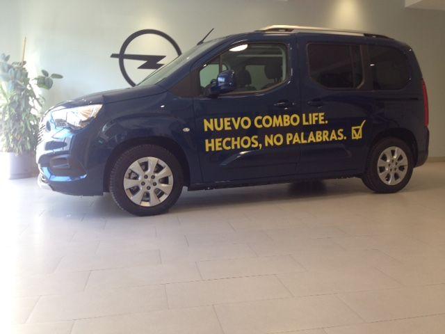 Nuevo Opel Combo Life Innovation 1.5 130cv Diesel de KM0. por 17900€*