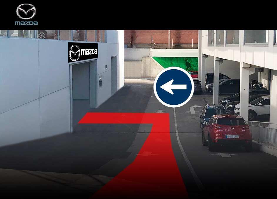 Mazda Saracosta renueva su taller