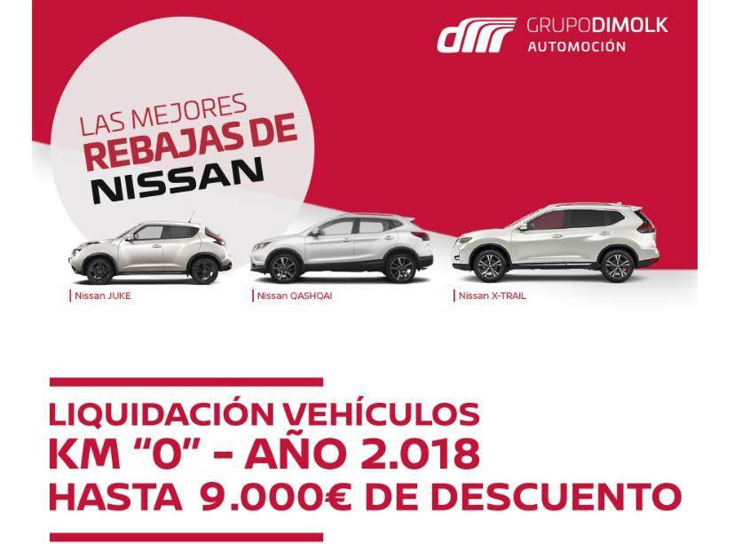 Las mejores rebajas de Nissan en Antamotor