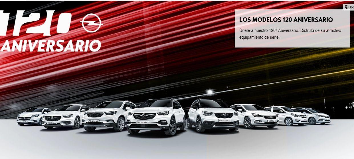 Opel celebra su 120 aniversario y Autopremier abre en Málaga