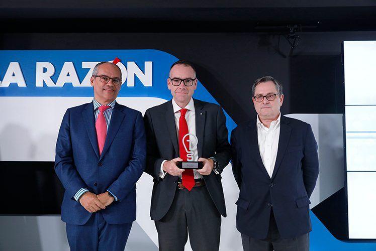 El SEAT Arona TGI, galardonado con el Premio I+D