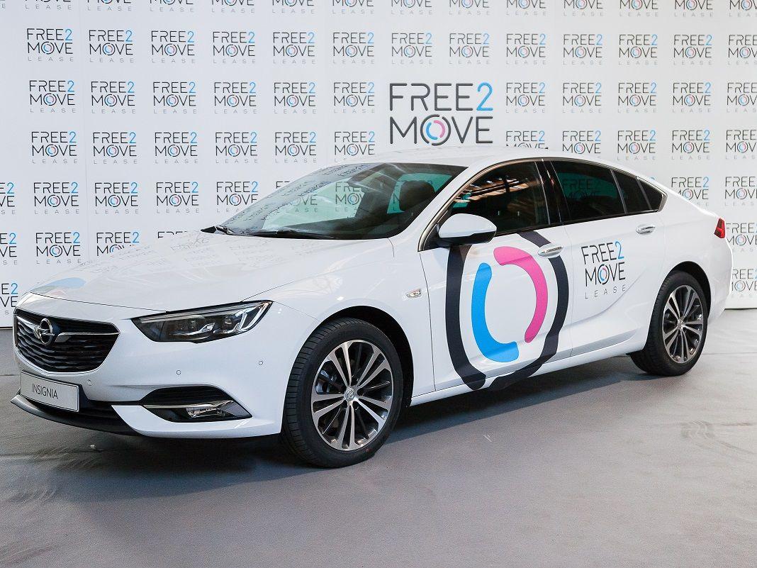 Groupe PSA extiende la cobertura Free2Move Lease a los productos de renting de Opel en España