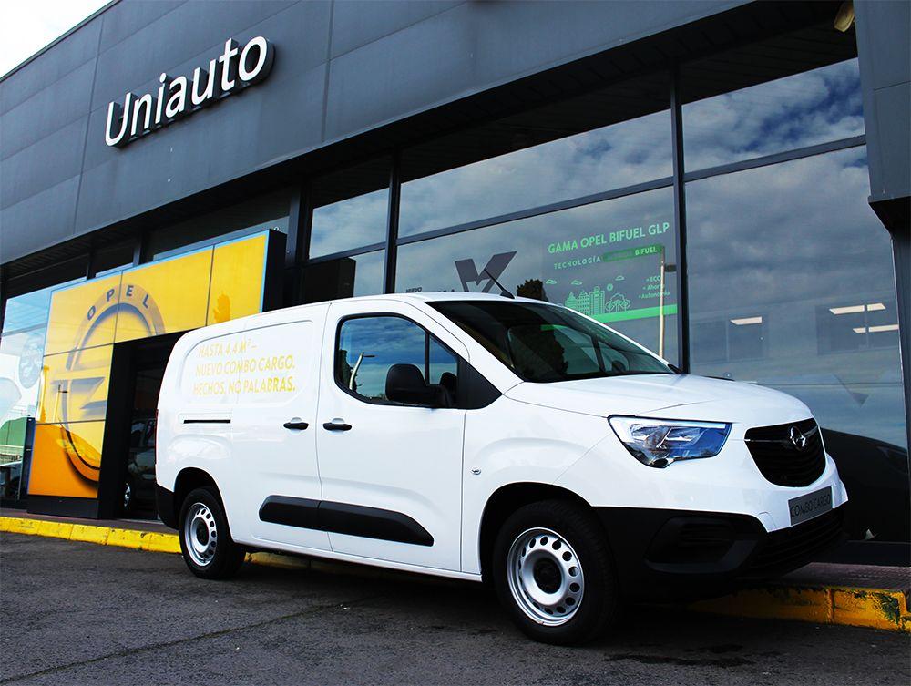 Nou Opel Combo Cargo