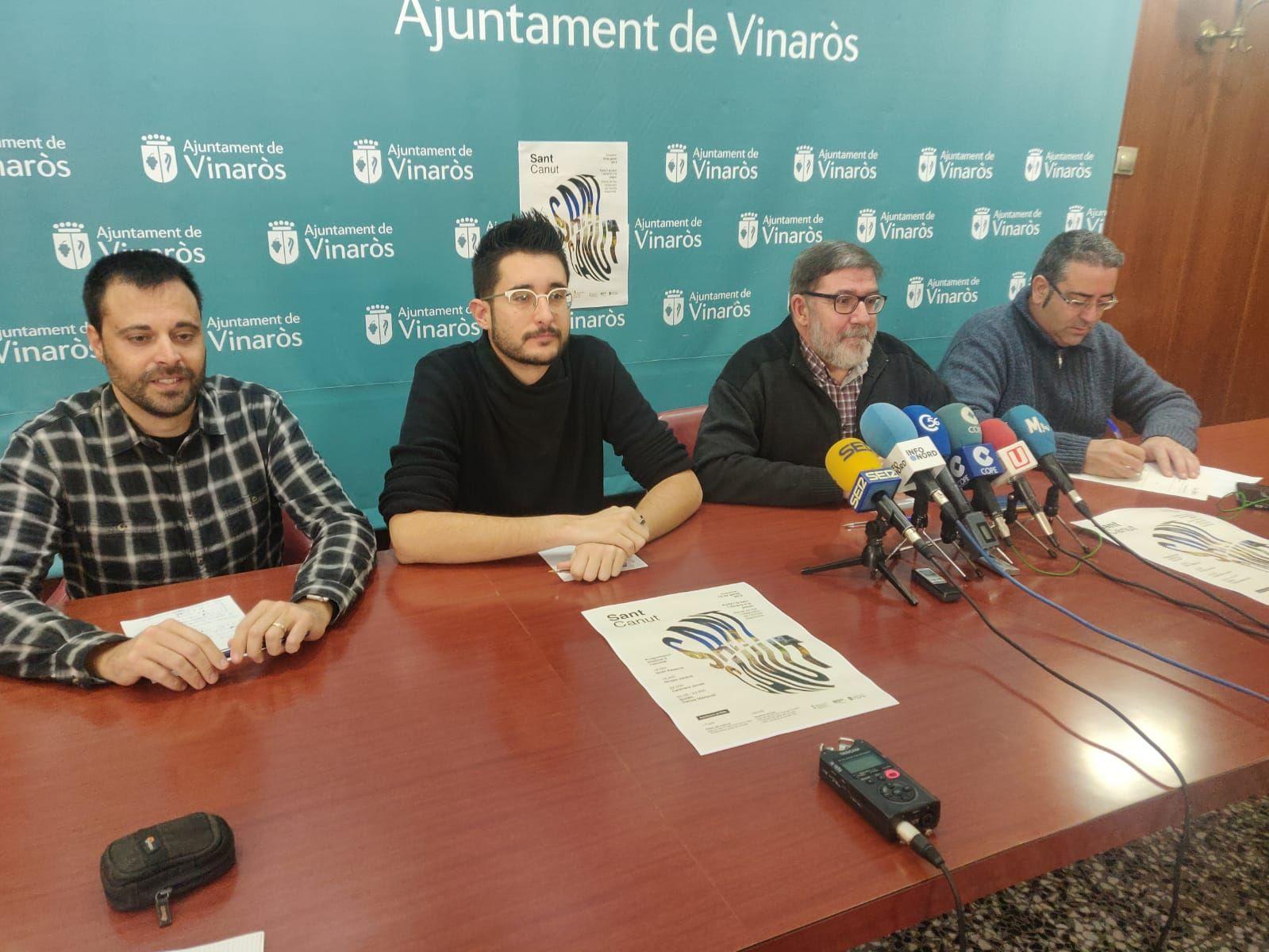 Vinaròs se prepara para las fiestas de San Canut y San Sebastián