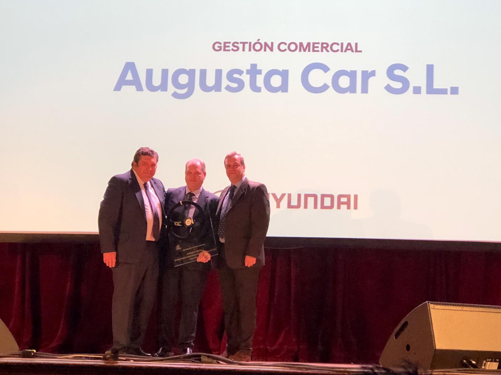 Hyundai Augusta Car, doblemente premiado