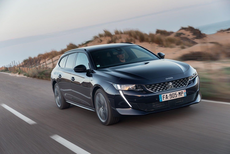 Magic Flat: el Nuevo Peugeot 508 SW marca una nueva referencia en materia de modularidad