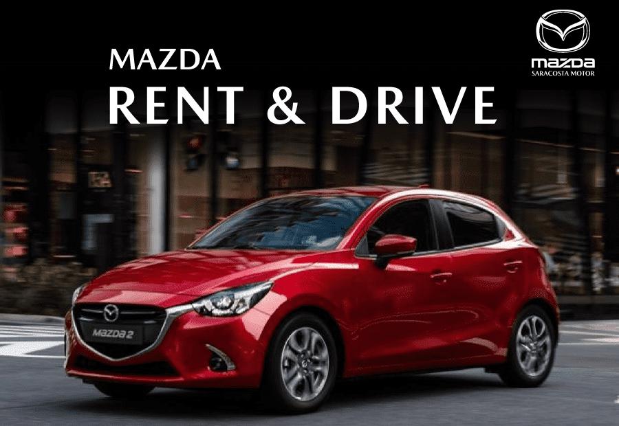 Mazda2 2018 SKYACTIV-G 1.5 55 kW (75 CV) Business por 6€/día*