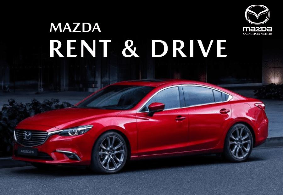 Nuevo Mazda6 Sedán SKYACTIV-G 2.0 107kW (145 CV) 6MT FWD Evolution por 350 €/mes*