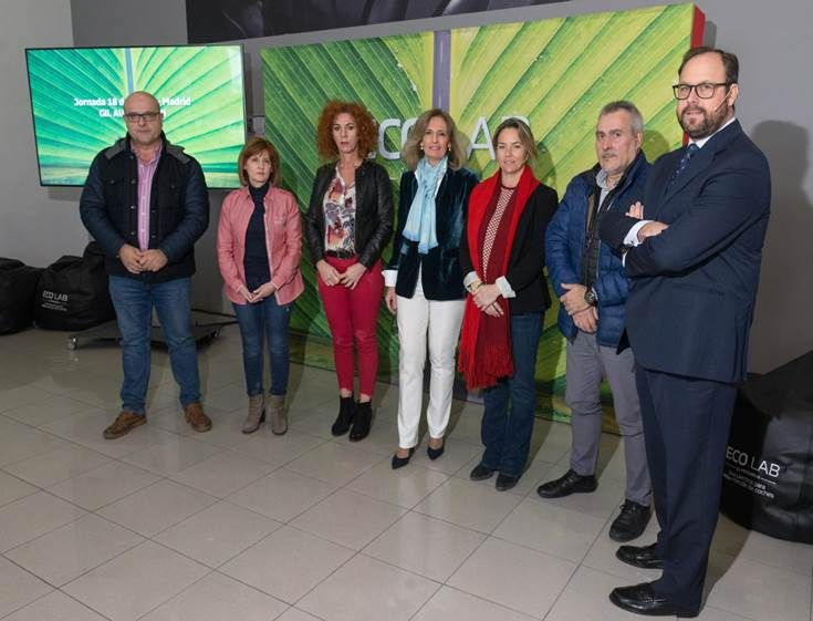 El proyecto Ecolab ha llegado a Alcalá de Henares junto a su embajadora Odile Rodríguez de la Fuente