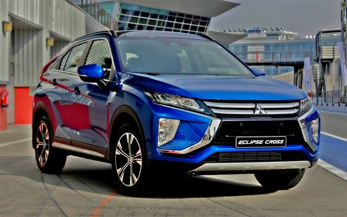 ECLIPSE CROSS en color AZUL SPORT