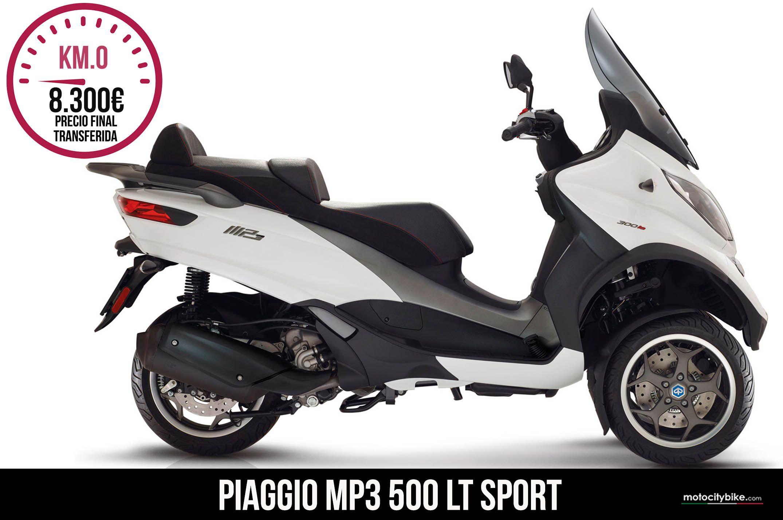 Piaggio Mp3 500 LT Sport