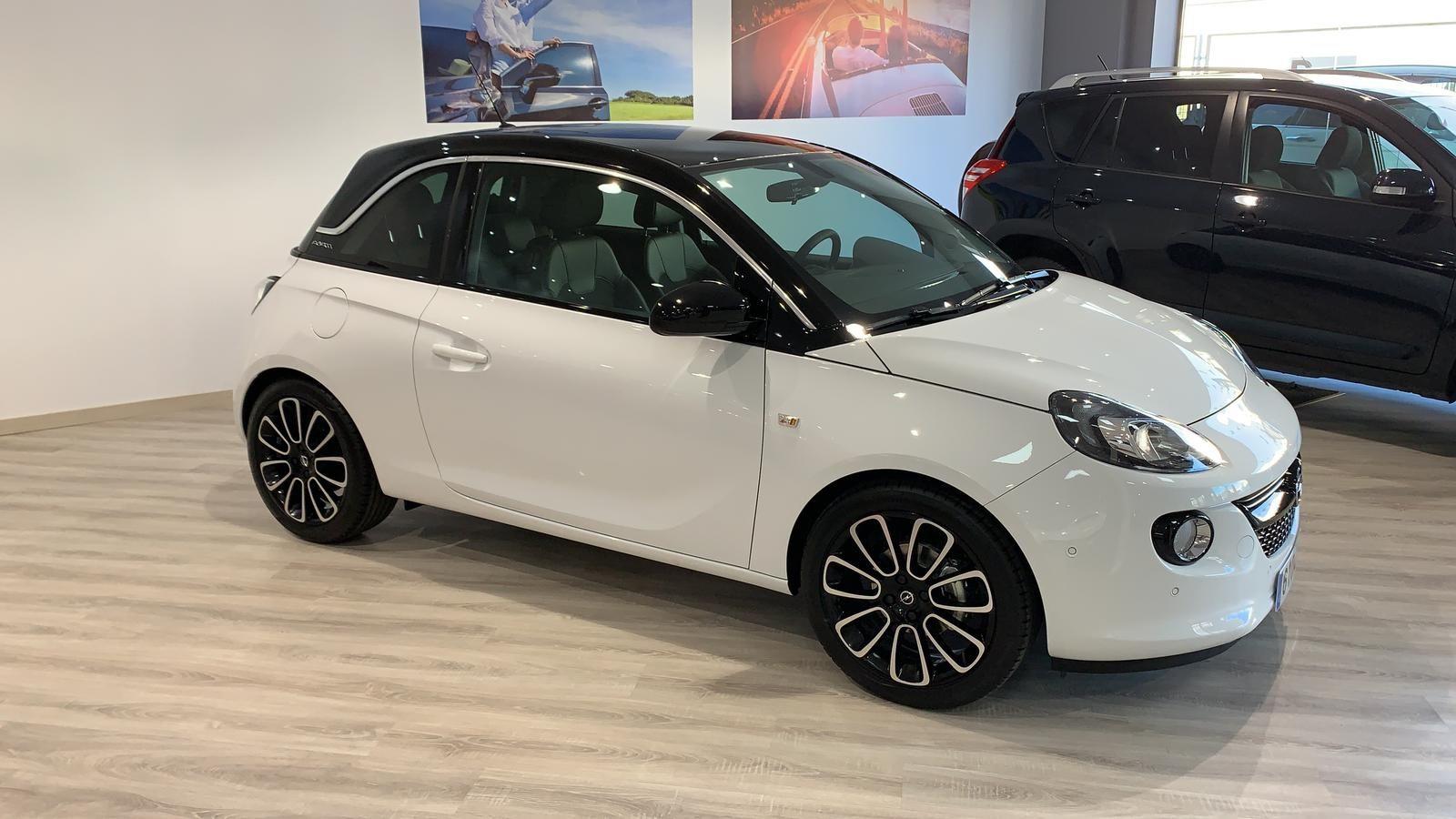 Opel Adam Glam 1.4 100cv Gasolina de KM0 por 12600€*