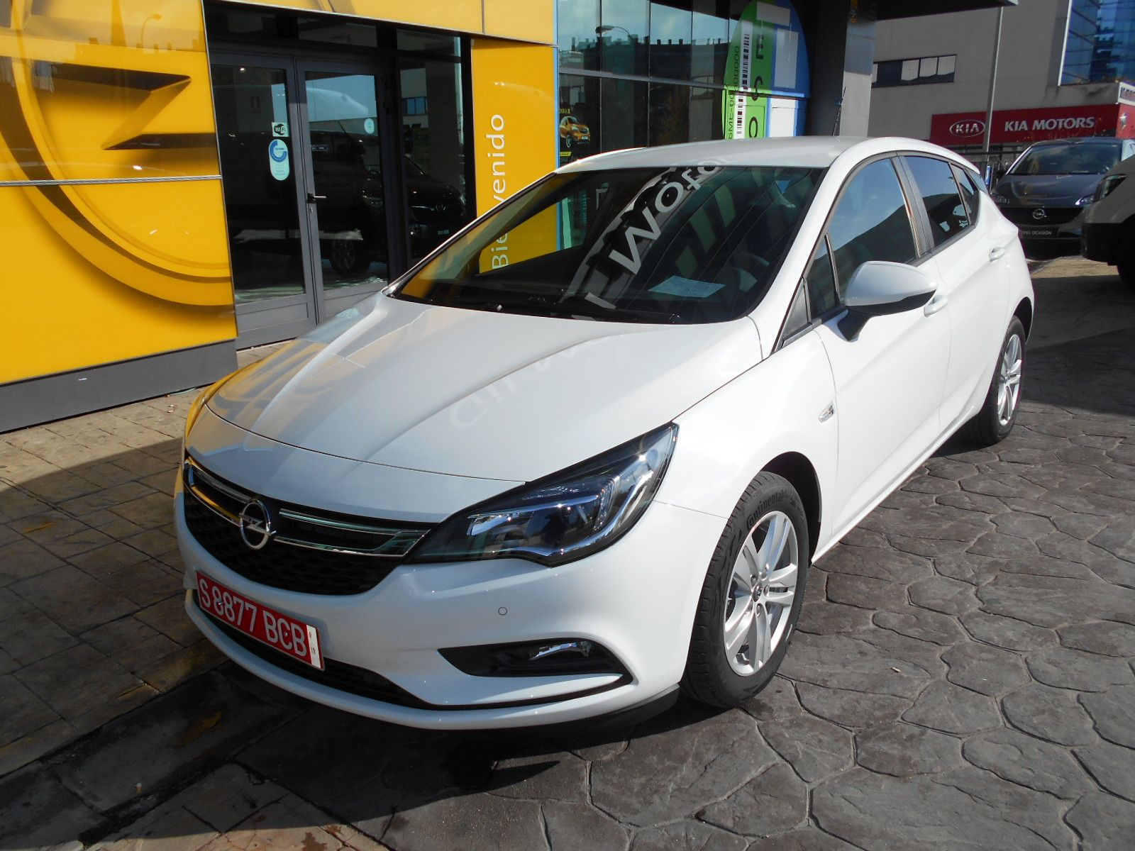 OPEL Astra 1.4 Turbo SS 92kW 125CV Selective 5p. 15.000 €