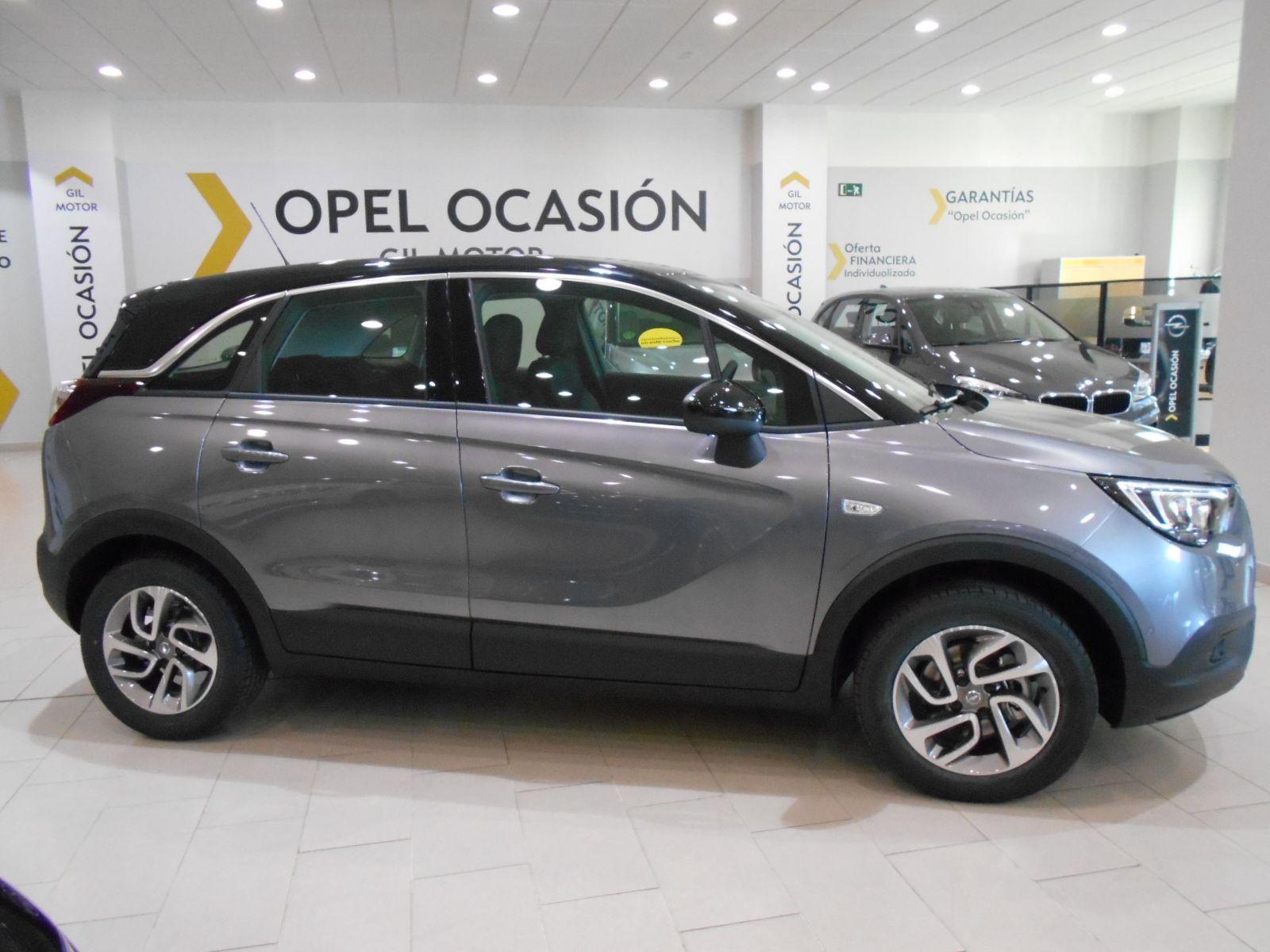 OPEL Crossland X 1.2 81kW 110CV Design Line SS Auto 5p. 16.900 €