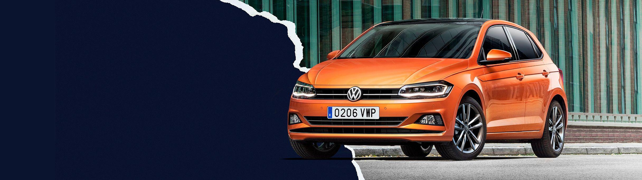 Volkswagen Polo por 2.500€/año con MyRenting