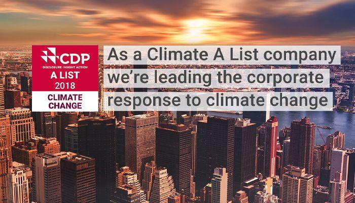 Groupe PSA reconocido por CPD como líder en cambio climático
