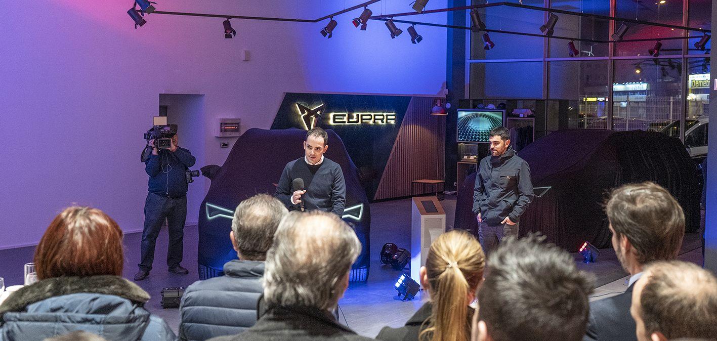 Aragón Car único concesionario CUPRA en Aragón