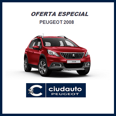 Peugeot 2008 Allure PureTech 110 S&S EAT6 €6.2 Rojo Ultimate