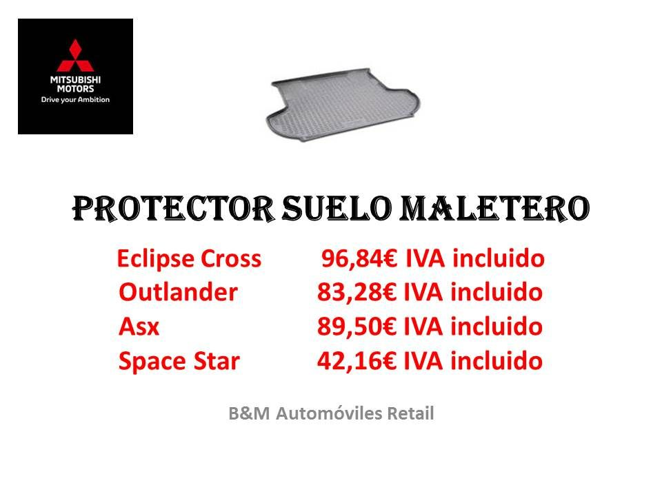 PROTECTOR CUBRE-MALETERO PARA TU MODELO DE MITSUBISHI