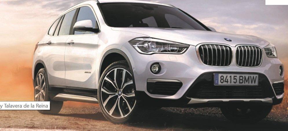 BMW X1 desde 160 € al mes