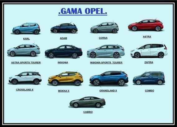 GAMA OPEL