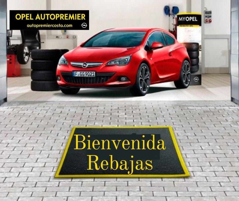 Tu Opel se va de Rebajas