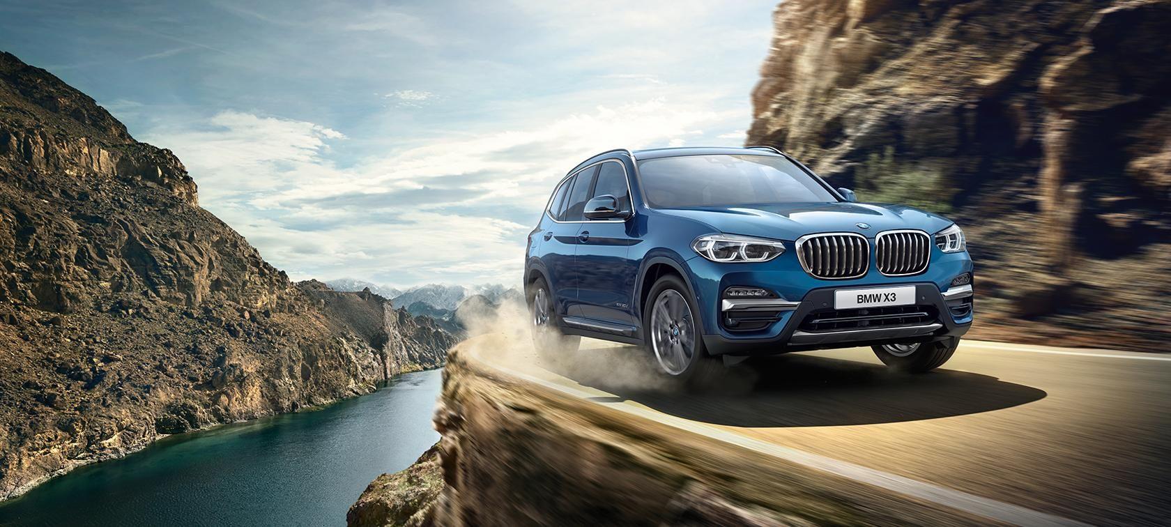BMW X3 xDrive 20d por 250€ al mes