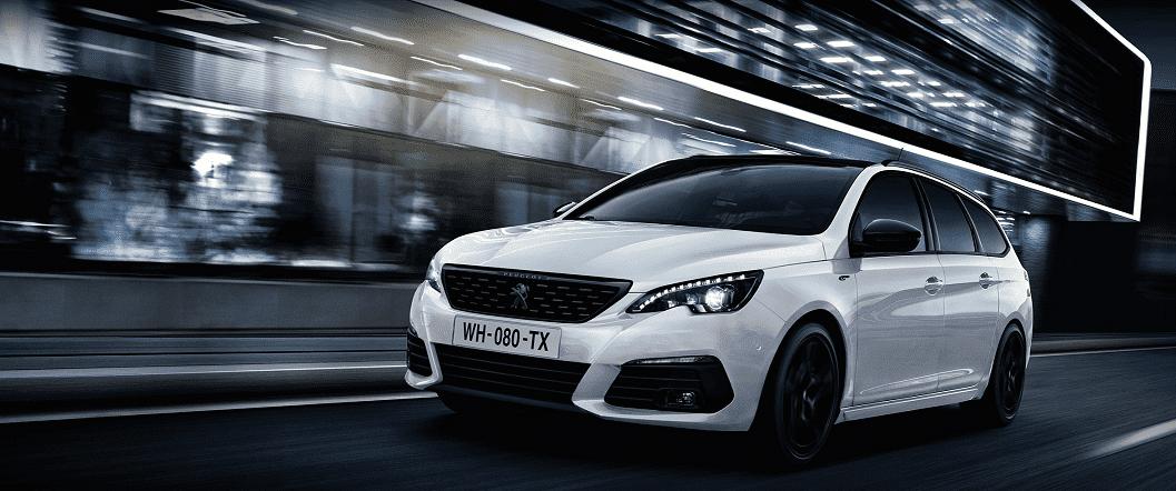 """La elegancia y la exclusividad del negro llega a la gama Peugeot con el """"Black Pack"""""""
