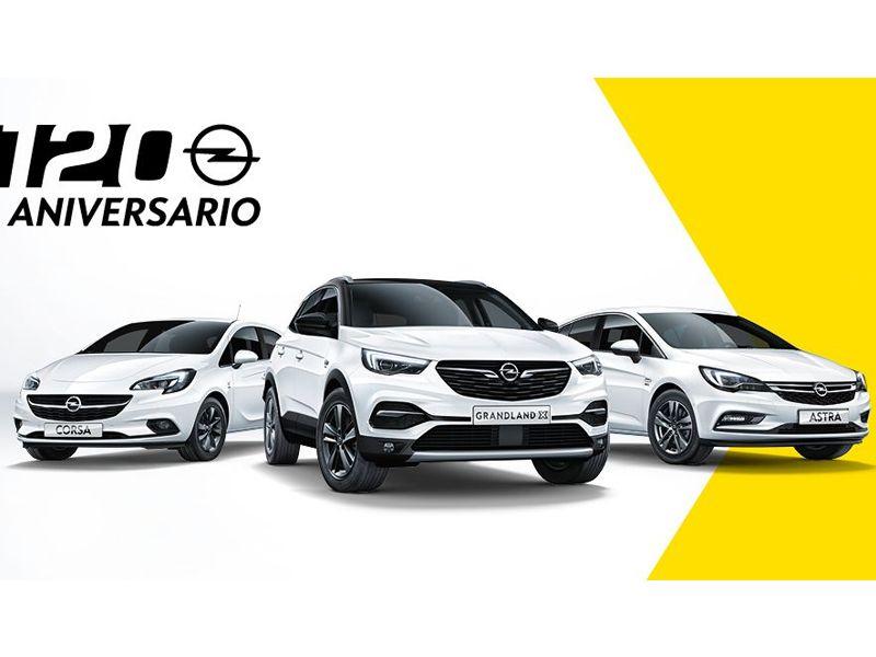 Opel, coches con 120 años de historia