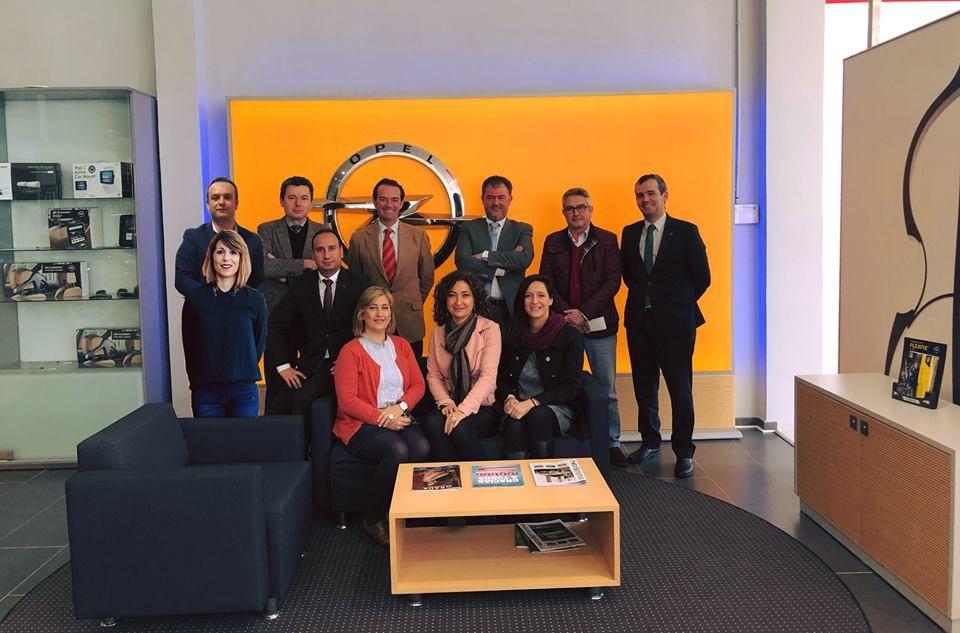 """Opel Convesa recibe el premio """"Orgullo de Marca"""" por tercer año consecutivo"""