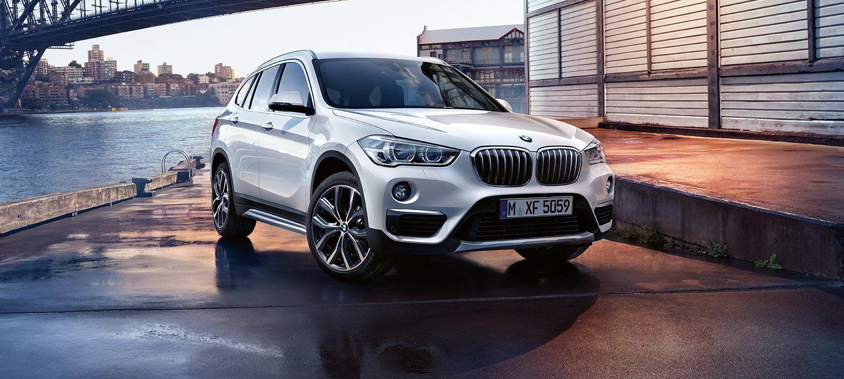 BMW X1 desde 160 € al mes*
