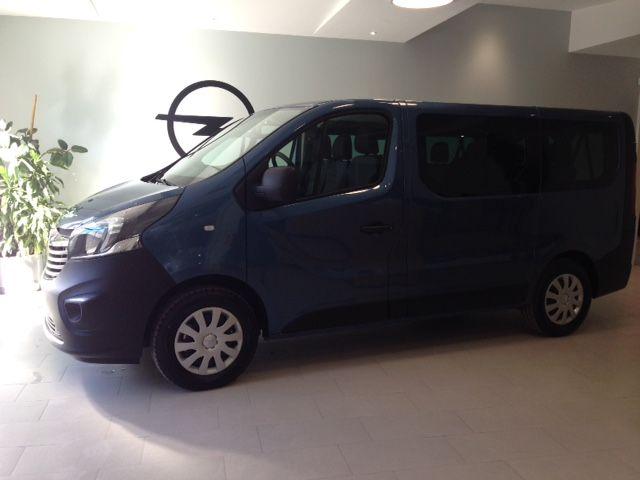 Opel VIvaro Combi 9 L1H1 1.6  125CV diesel de km0 por 20600€ *