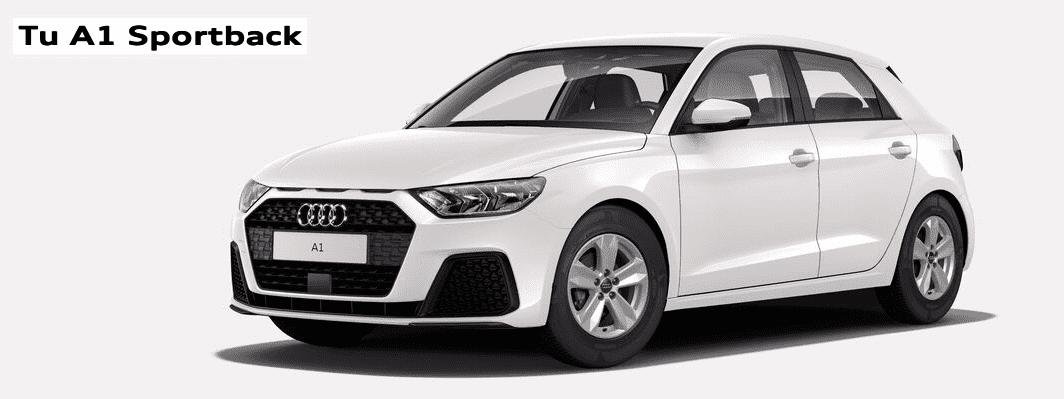 Audi A1 Sportback por solo 155 euros al mes