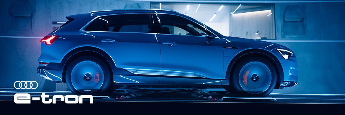 Audi e-tron: la nueva era de la movilidad eléctrica. ¿Quieres ser el primero?