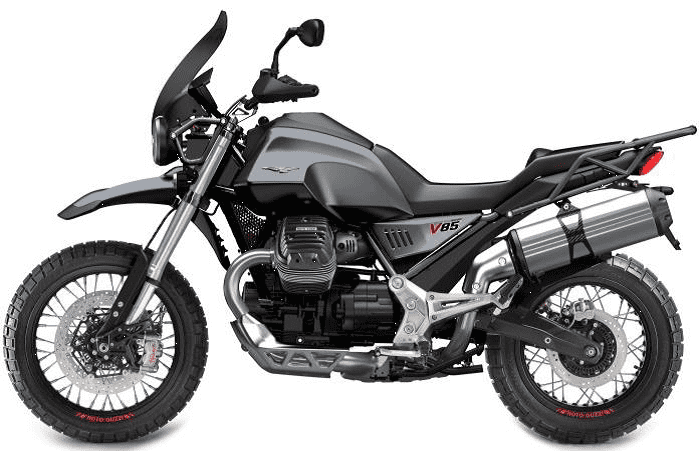 Moto Guzzi V85 TT Ya disponible