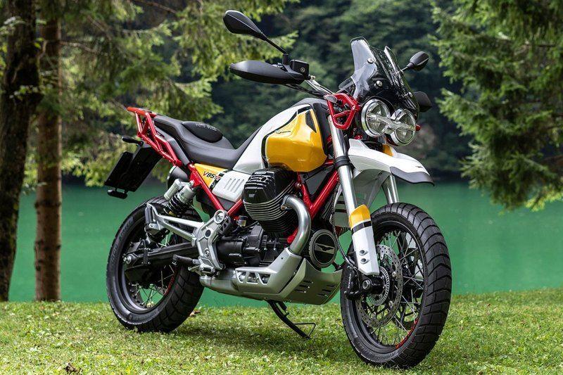 Moto Guzzi V85 TT G.E