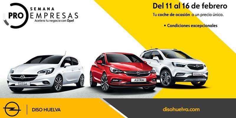 Diso Huelva celebra la semana ProEmpresas con ofertas especiales para tu negocio