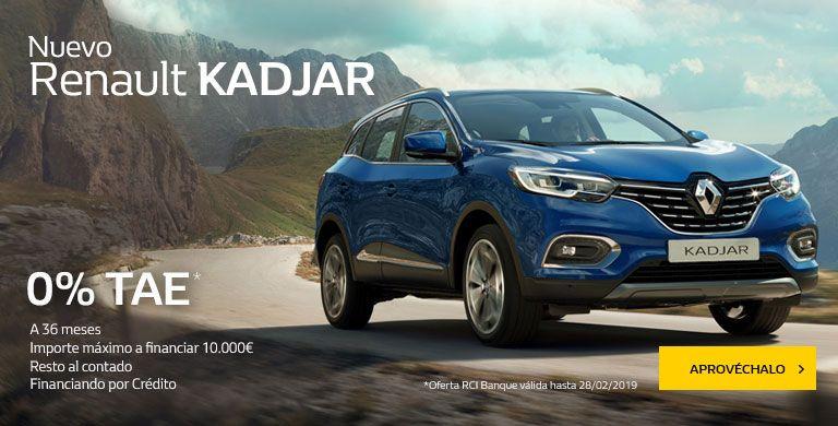 Renault KADJAR hasta 28/02/2019