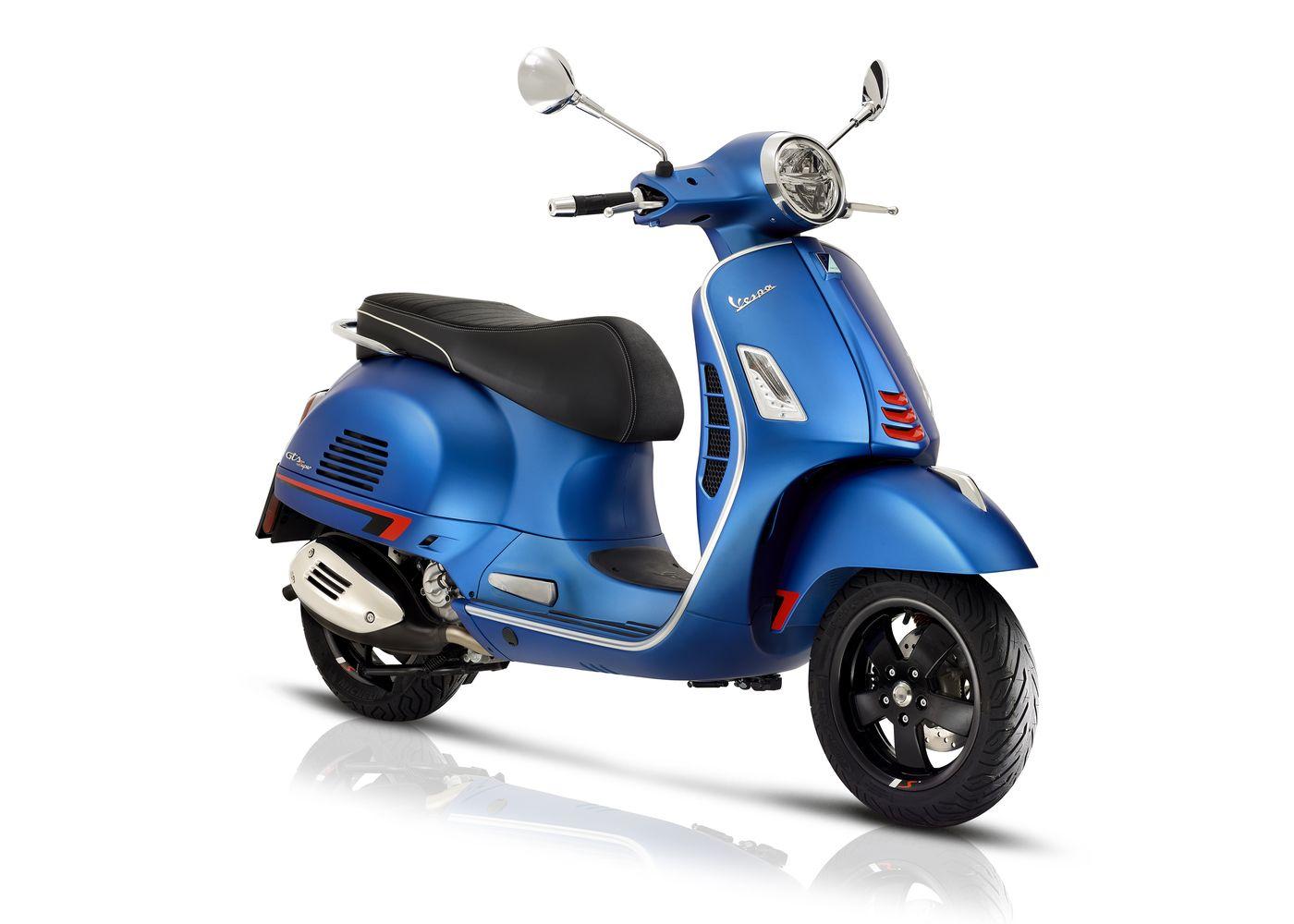 VESPA GTS 125 ABS DESDE 4.299€
